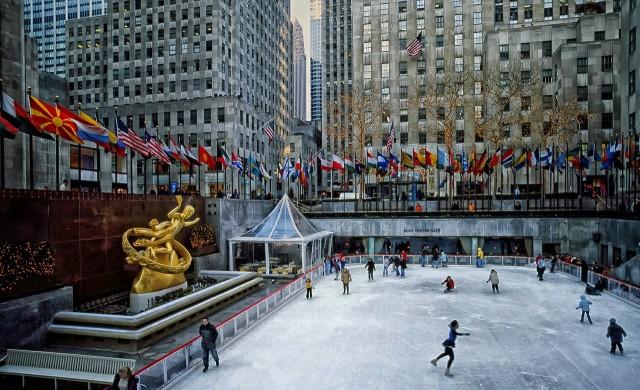 Най-красивите ледени пързалки в света