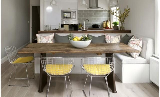 10 интересни решения, когато кухнята е в хола