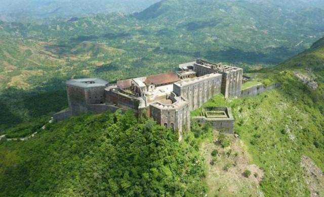 Легендарната цитадела на Хаити