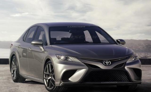 Каква ще бъде новата Toyota