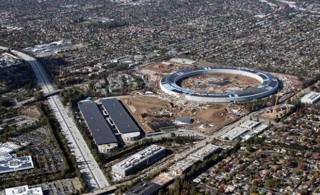 Новият фантастичен Apple Campus вече е реалност