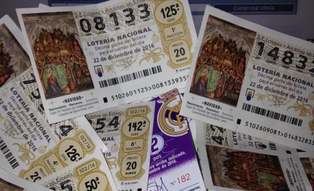 Беден испански град спечели 56 млн. евро от лотарията