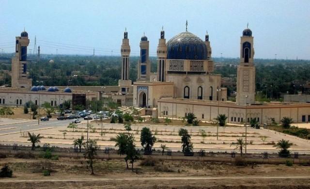 Джамията, в която има 605 стр., написани с кръвта на Садам Хюсеин