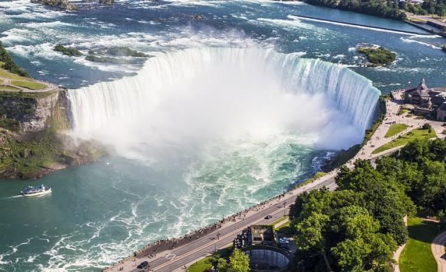 Ниагарският водопад с обновяване за 4 млн. долара