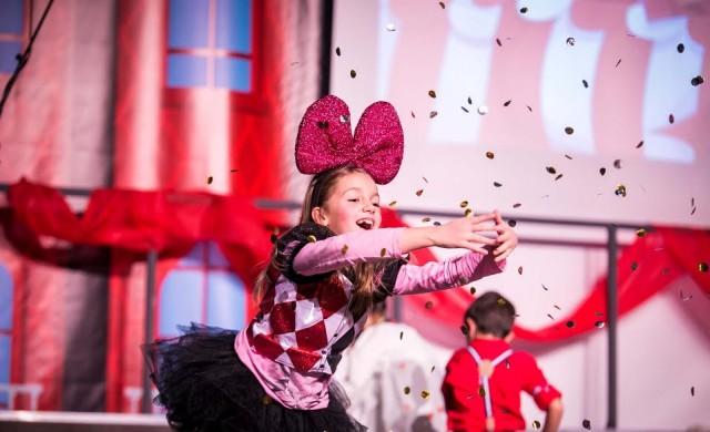 Деца от цял свят на концерт на Американо-английската академия