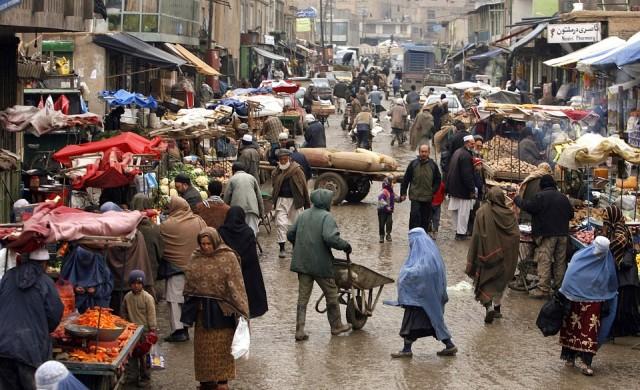 Обезглавиха афганистанка, излязла на улицата без съпруга си