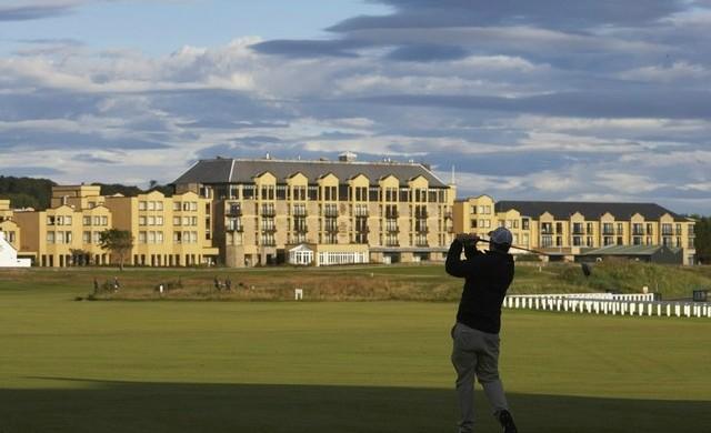 Пет от най-красивите голф игрища в света