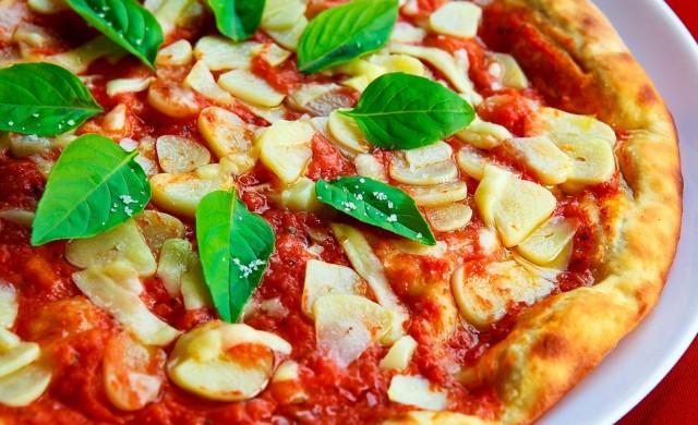 Как изглежда пица, приготвена в Космоса?