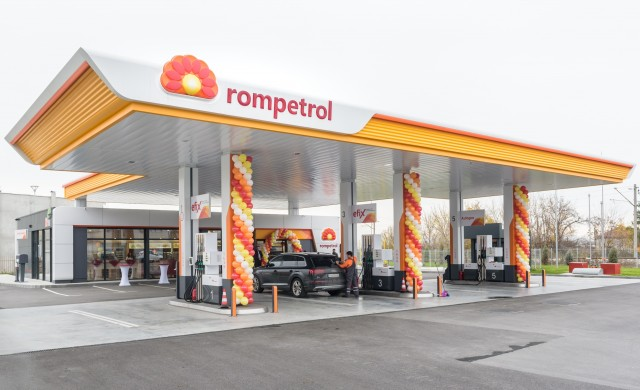 Ромпетрол отваря нова бензиностанция в Асеновград