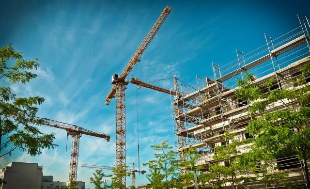 10.1% ръст на строителството през октомври