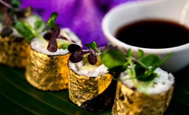 10 ястия, в които има злато