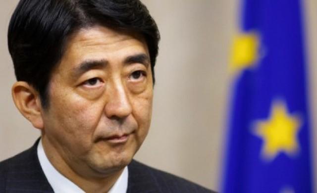 Японският премиер Шиндзо Абе ще посети България през януари