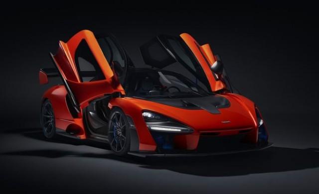 Новата спортна кола на McLaren