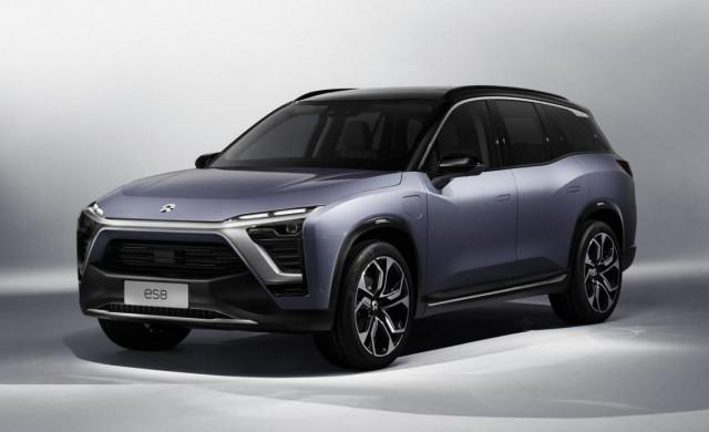 Китайци пуснаха електрическа кола, двойно по-евтина от Teslа