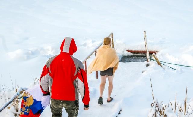 6 убедителни причини да се топнете в ледена вода