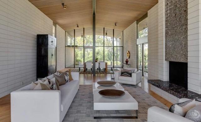 Как изглежда новото имение на Мерил Стрийп в Лос Анджелис