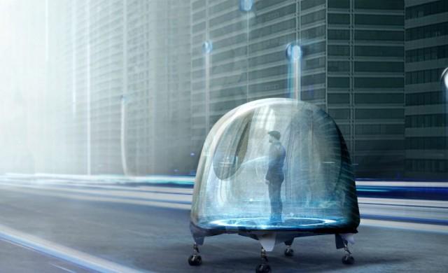 Oiio планират автомобили - прозрачни шушулки