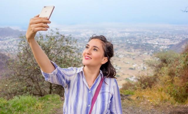 Приложенията, които знаменитостите използват за невероятни снимки