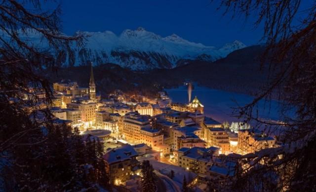 Къде богатите и известните карат ски