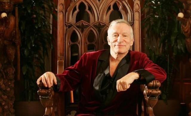 Червеният халат на Хю Хефнър се продаде за над 40 000 долара