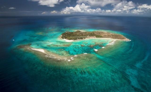 Островният рай на Ричард Брансън отново отвори врати (снимки)