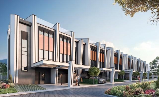 Жилищният комплекс, който има номинации в 2 престижни конкурса