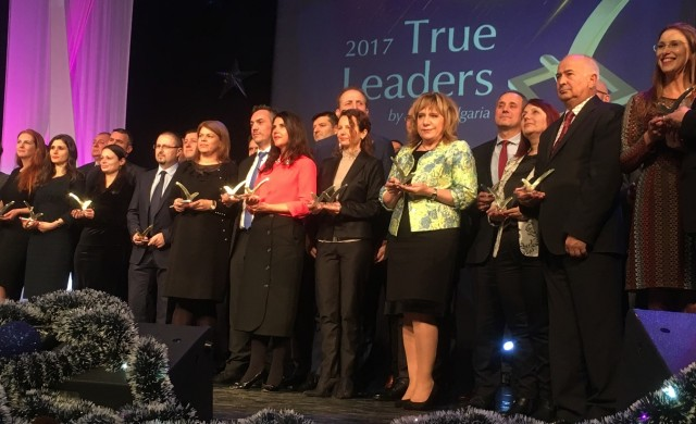 Алкомет с пореден приз в класациятa на True leaders