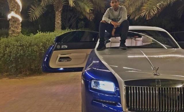 Луксозният живот на един тийнейджър милиардер (снимки)