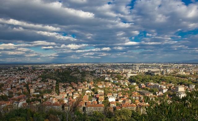 Пловдив се превръща в евростолица на културата с 30-метрова кула