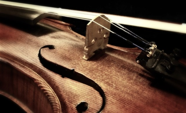 Бивш банкер дълбае ниша в пазара на стари струнни инструменти