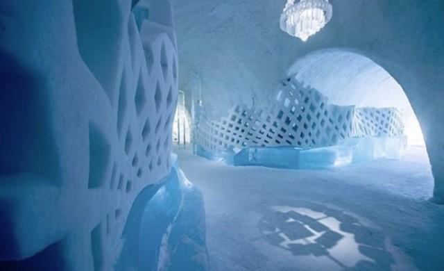 Леденият хотел в Швеция отвори врати и е повече от невероятен