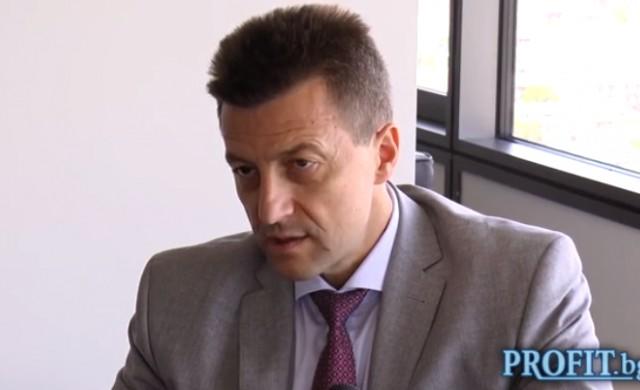 Петър Андронов за банките, лихвите и консолидацията в сектора
