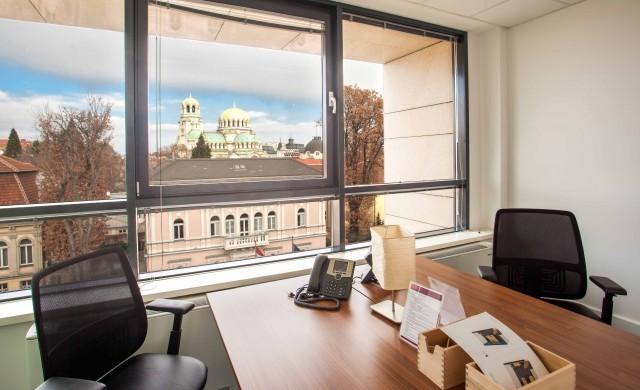 Офисът на бъдещето вече съществува - при това у нас