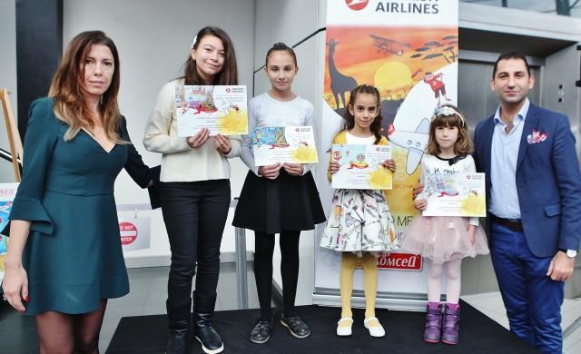 Четири деца ще пътуват до своя мечтан град с Turkish Airlines