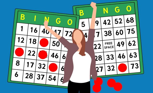 Жена стана милионер, печелейки на бинго два пъти за 10 дни