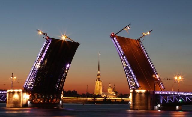 10 удивителни факта за Санкт Петербург