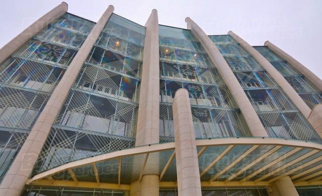 Вижте най-новата луксозна сграда в Лозенец