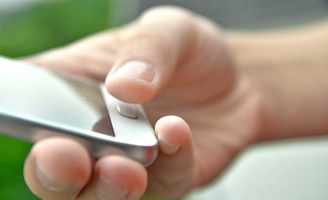 Нов скенер снема отпечатъците едновременно на два пръста