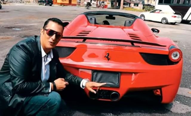 Какво си позволяват младите милионери в Мексико?