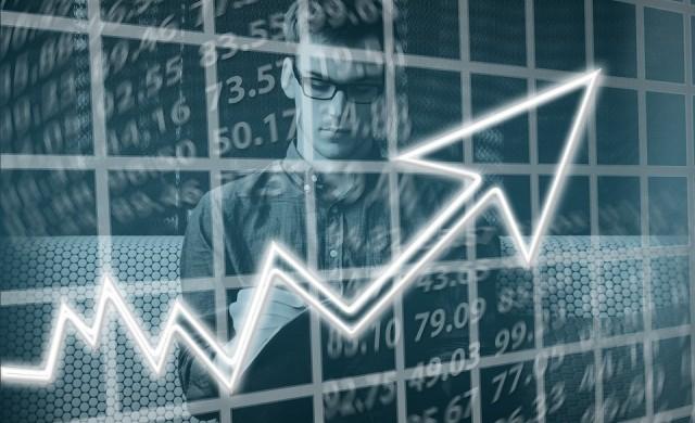Азиатските акции бяха подкрепени от ръста на Уолстрийт