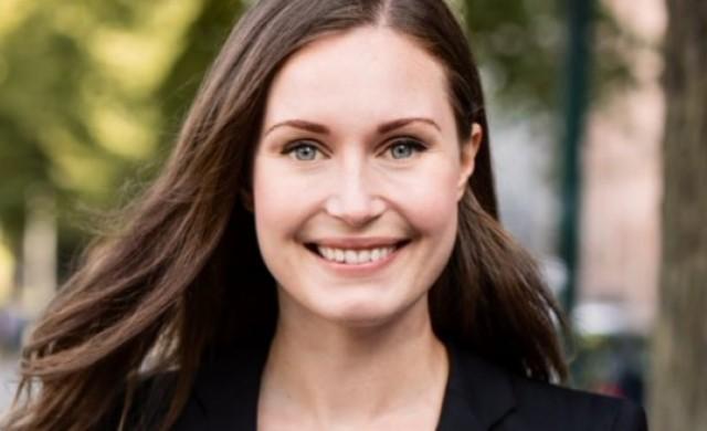 Финландката Санна Марин скоро ще е най-младият премиер в света