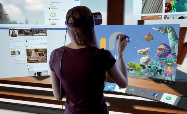 Facebook продава Oculus Medium на Adobe