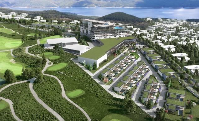 Как изглежда имотен проект за 300 млн. евро?