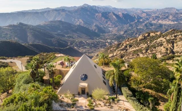Продават пирамида в Калифорния за 2.3 млн. долара