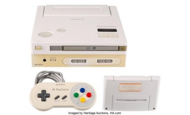 Nintendo PlayStation - най-рядката конзола в света, отива на търг