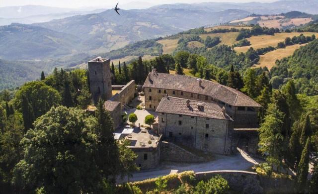 Девет замъка в Италия, превърнати в хотели