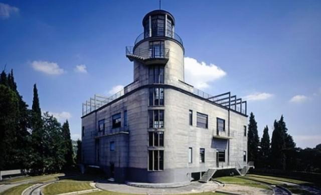 Villa Girasole: къщата, която се върти