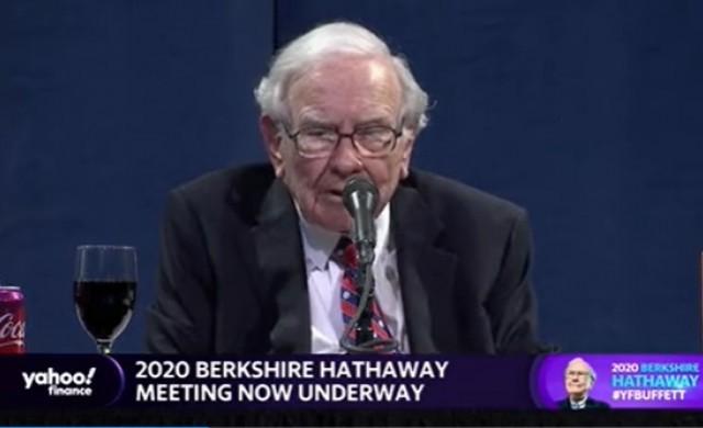 Годишната среща на акционерите на Berkshire Hathaway ще е онлайн