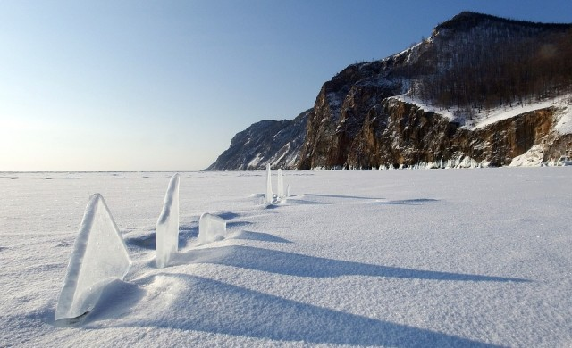 Странни и красиви метеорологични явления от Русия (снимки)