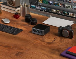 Intel NUC е перфектният малък компютър за работа и обучение от дома